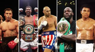 The 50 Greatest Heavyweight Boxers Of All Time Have Been Named