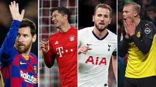 Statistics Reveal The 20 Best Champions League Players This Season, No Erling Haaland