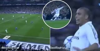 The Physics Behind David Beckham's 'Craziest Ever Pass' To Ronaldo Are Baffling