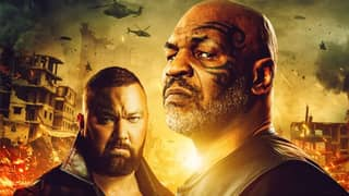Mike Tyson Takes On Game Of Thrones Star The Mountain In Upcoming Action Movie 'Desert Strike'