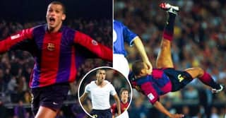 On This Day: Rivaldo Scored Football's Greatest Ever Hat-Trick