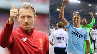 Liverpool Are To Train At Lazio's Training Ground Thanks To Lucas Leiva