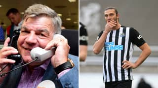 Sam Allardyce Wants To Reunite With Andy Carroll At West Brom