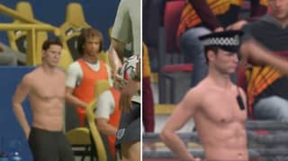 Bizarre New FIFA 21 Glitch Sees Shirtless Men In The Stadium