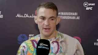 Dustin Poirier Hailed As 'Perfect Role Model' After Emotional Interview Following Conor McGregor Win