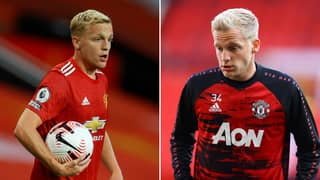 Donny Van De Beek's Agent Slams Lack Of Manchester United Minutes After Just Three Games