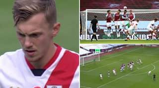 James Ward-Prowse Delivers First Half Masterclass As Southampton Go 3-0 Up Vs Aston Villa