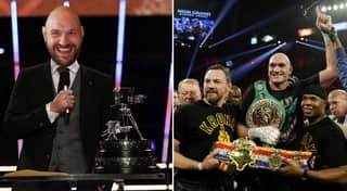 Tyson Fury Becomes Early Favourite To Win BBC Sports Personality Of The Year