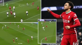 Trent Alexander-Arnold's Incredible Performance Vs Spurs Has Silenced All The Haters