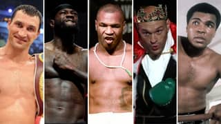 Boxing's 50 Greatest Heavyweight Fighters Of All Time Have Been Revealed