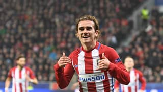 Manchester United Are Not Leading The Race For Antoine Griezmann