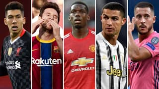 The 50 Best Footballers In The World Right Now Ranked, According To Football Manager 2021