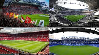 How Many Fans Each Premier League Club Are Allowed In Their Stadium Following New Coronavirus Tiers