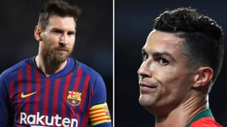 A Supercomputer Has Decided Between Lionel Messi And Cristiano Ronaldo
