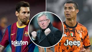 Sir Alex Ferguson Had A Perfect Response To The Lionel Messi Vs Cristiano Ronaldo Debate