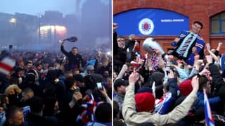 There's A 'Very Real' Chance Of The Old Firm Game Being Cancelled