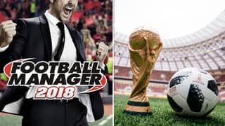 Lad Simulates The 2018 World Cup 100 Times On Football Manager And England Actually Won It More Than Once