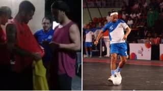 Ronaldinho Set To Play In Prison Futsal Tournament, Won't Be Allowed To Score