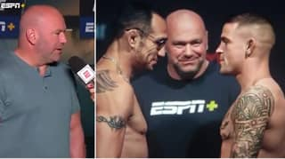 Dana White Confirms Tony Ferguson Will Fight Someone Else At UFC 254 After Dustin Poirier Cancellation