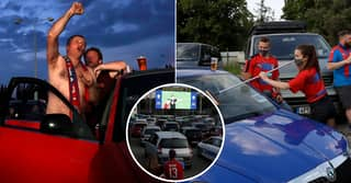 Drive-In Live Football Could Come To Premier League After Successful Czech Trial
