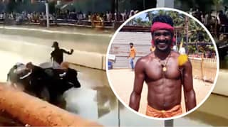 When Indian Construction Worker Srinivasa Gowda 'Ran' Quicker Than Usain Bolt