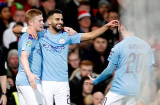 Man City vs Man Utd: LIVE Stream And TV Channel Info For Carabao Cup Semi-Final