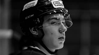 19-Year-Old Ice Hockey Player Timur Faizutdinov Sadly Dies After Being Hit In The Head By Puck