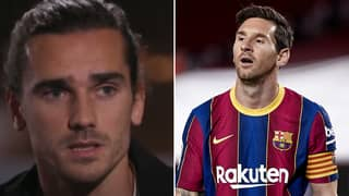 Antoine Griezmann Finally Speaks Out On Relationship With Lionel Messi After Recent Issues