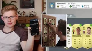 YouTuber Opens FIFA 20 Packs For 24 Hours Straight And Records His Findings