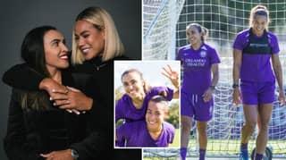 Orlando Pride And Brazil Star Marta Announces She Will Marry Teammate Toni Deion