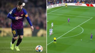 Real Sociedad Come Up With A Genius Tactic To Defend Lionel Messi Free-Kick