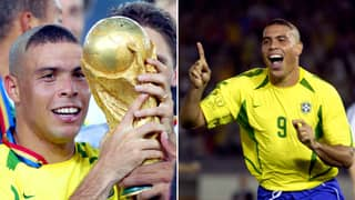 Ronaldo Nazario 'Apologises To All The Mothers' For His Horrific 2002 World Cup Haircut
