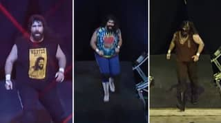 Remembering The Time When Mick Foley Entered The Same Royal Rumble Three Times