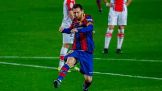 Lionel Messi Has Only Failed To Score Against Eight Club Opponents