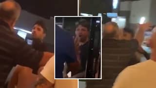 Footage Emerges Of UFC Welterweight Mike Perry Punching An Older Man In Bar Dispute