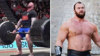 'The Mountain' Wins Europe's Strongest Man Contest For The Fifth Time