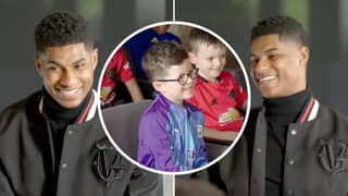 Marcus Rashford Being Interviewed By Children Is The Most Wholesome Thing You'll Ever Watch