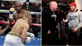 Floyd Mayweather Names His Price For Fighting Conor McGregor And Khabib Nurmagomedov