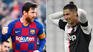 Fascinating Study Claims Lionel Messi Is 'Two Times Better' Than Cristiano Ronaldo
