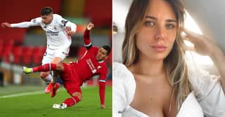 Fede Valverde's Girlfriend Shares Image Of Real Madrid Star's Nasty Foot Injury