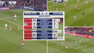 On This Day In 2014, Manchester United Attempted A Staggering 81 Crosses In One Game