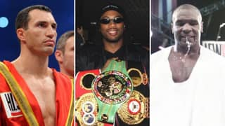 10 Greatest Heavyweights Of All Time Argument Settled Once And For All With Definitive Ranking System