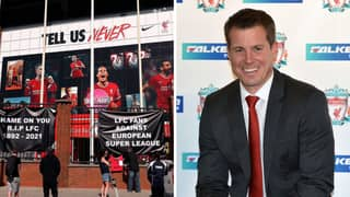 Email From Liverpool Chief To Employees Regarding European Super League Is Leaked