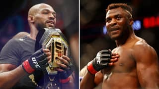 Francis Ngannou Responds To Jon Jones Over Potential Move Up To Heavyweight Class