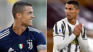 Juventus 'Want To Get Rid Of' Cristiano Ronaldo Next Summer