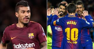 Paulinho Is Responsible For One Of The Greatest Cameos In Modern Football At Barcelona
