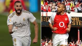 """Karim Benzema Is A More Complete Player Than Thierry Henry"""