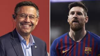 Lionel Messi To Receive 'Shock Request' From Barcelona President Only Weeks After Denying His Release