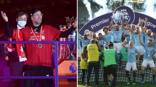 Premier League Hoping For 10,000 Fans At Trophy Presentation