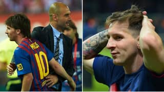 Lionel Messi's Father Responds To Rumours His Son Has Decided To Join Manchester City